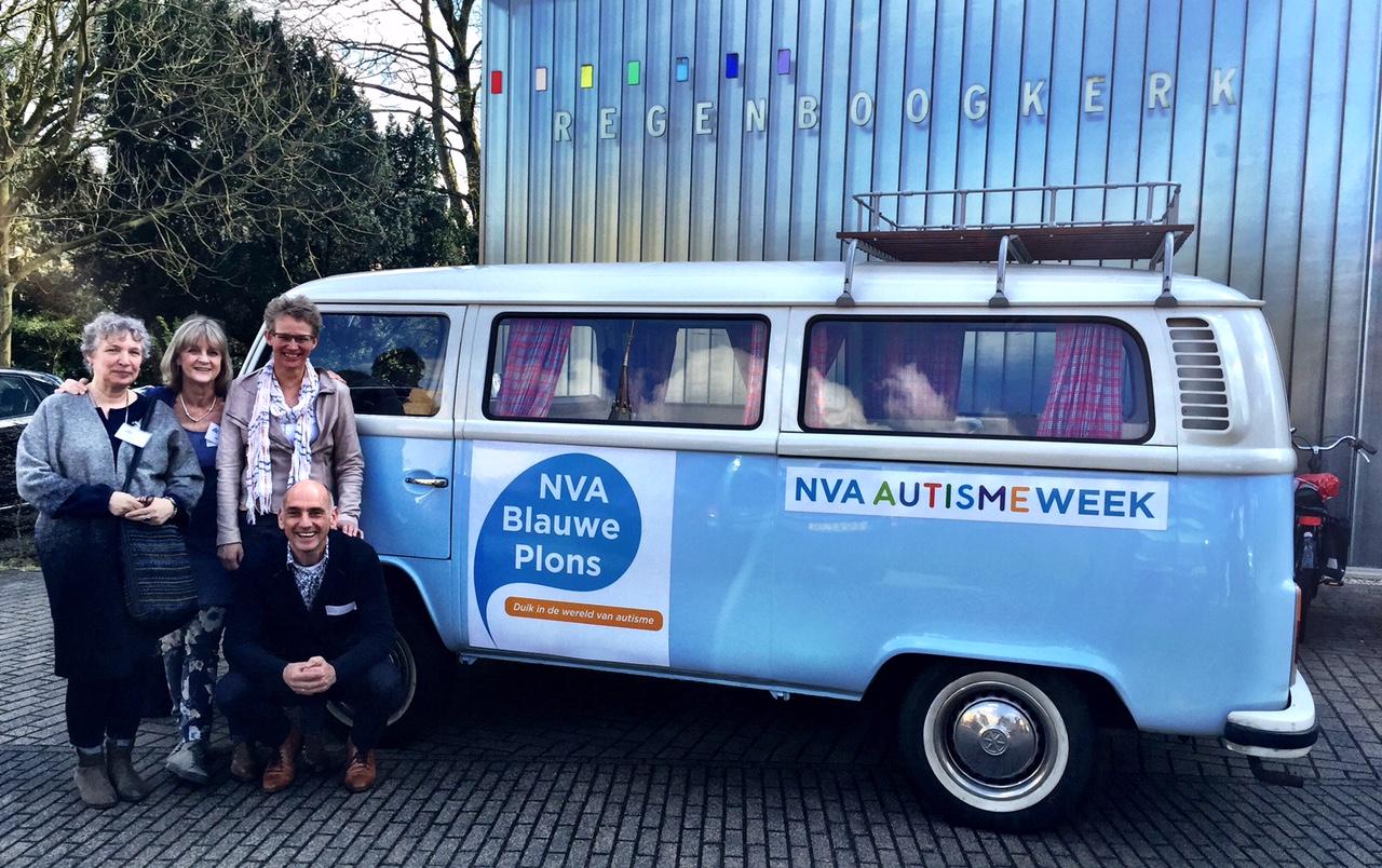NVA toert tijdens de autismeweek door het land
